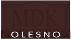 MDK Olesno Logo